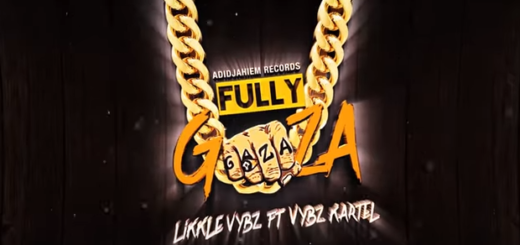 Fully Gaza Lyrics BY Vybz Kartel X Likkle Vybz