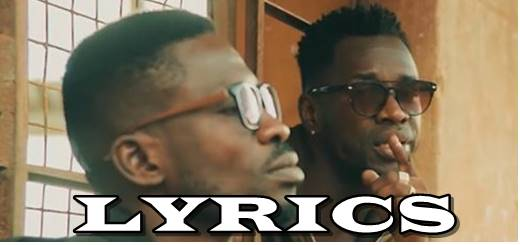 Ghetto Lyrics BY Bobi Wine ft. Nubian Li