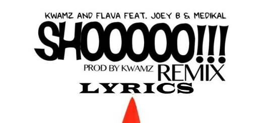 Shooo Remix Lyrics