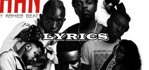Whan Lyrics BY Gerony FT. Sarkodie X Shatta Wale