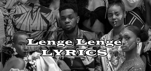 Lenge Lenge Lyrics BY Patoranking