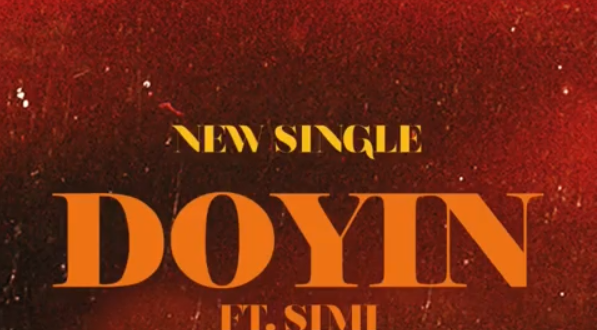 Doyin Lyrics BY Mr Eazi
