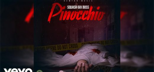 Pinocchio Lyrics BY Squash