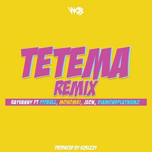 Tetema Remix Lyrics BY Rayvanny
