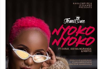 Nyokonyoko Lyrics BY Femi One