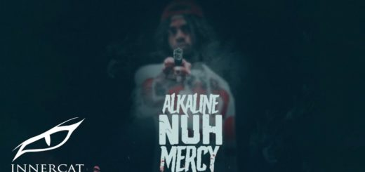 Nuh Mercy Lyrics BY Alkaline