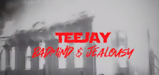 Badmind & Jealousy Lyrics BY Teejay