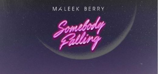 Somebody Falling Lyrics