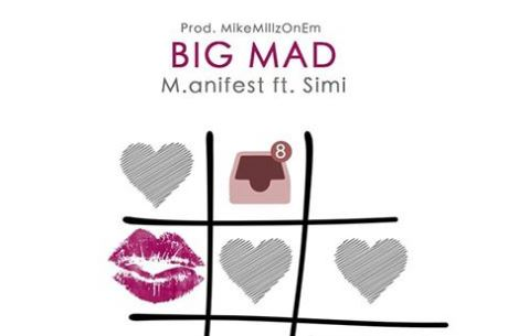 Big Mad Lyrics BY M.anifest