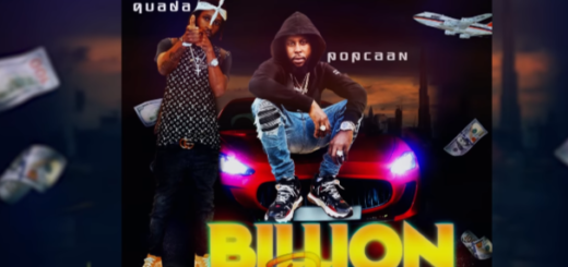 """Billion Pree Lyrics BY Popcaan Ft. Quada (KING)"
