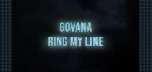 Ring My Line Lyrics BY Govana