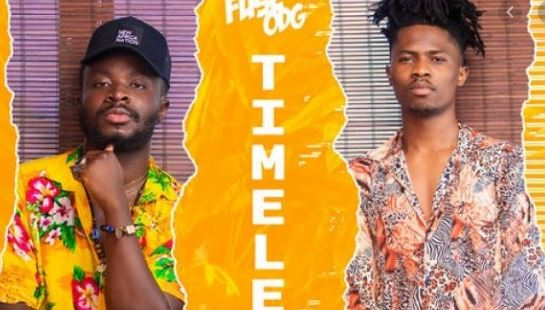 Timeless Lyrics BY Fuse ODG ft. Kwesi Arthur
