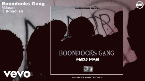 Mdarano Lyrics BY Boondocks Gang