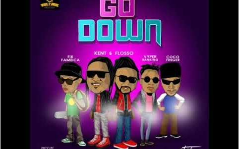 Go Down Lyrics BY Voltage, Fameica, Coco & Ranking