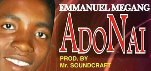 Adonai Lyrics BY Emmanuel Megang