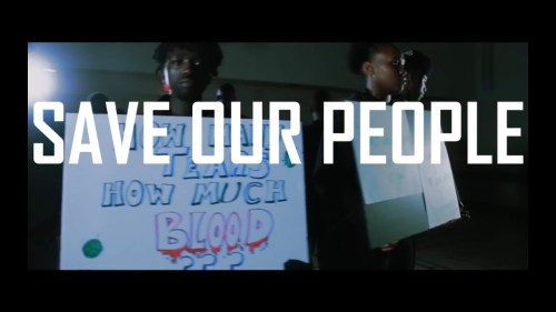 Save Our People Lyrics BY Gentil Misigaro