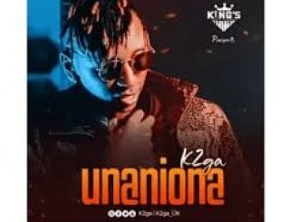 Unaniona Lyrics BY K2ga
