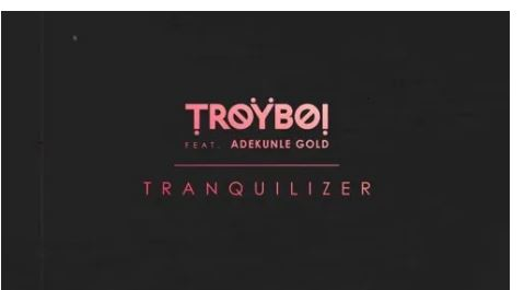 Tranquilizer Lyrics BY TroyBoi ft. Adekunle Gold