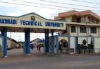 Takoradi Technical University Admission Forms 2020/2021