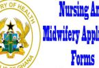 Nursing And Midwifery Training College Admission Requirements 2020 / 2021