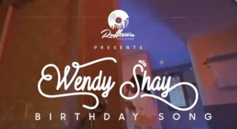 Birthday Song Lyrics BY Wendy Shay