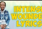 Wounded Lyrics BY Intense