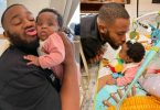 Kiddwaya On Some Uncle Duties – Having A Great Time With His Niece
