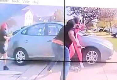Bodycam Footage Shows 15-Year-Old Makiyah Bryant Attempting to Stab Person Before She Was Shot Dead by Officer