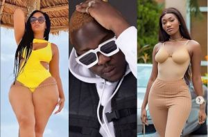 VIDEO: Juliet Ibrahim,Wendy Shay and Medikal Spotted in the DM of TPain