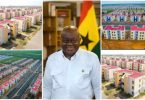Government plans to construct new 250,000 housing units yearly whiles old projects rot away