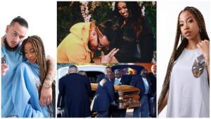 Tears as Nelli Tembe's body arrives in Durban ahead of memorial service
