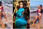 Moesha Boduong causes stir; shows off her huge 'tundra' in new video
