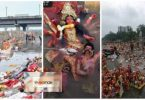 VIDEO: Over 1,000 angry Indians throw out their gods as COVID-19 cases keep increasing after sacrifices