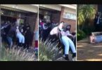 WATCH: South African Principal thrown out of school by furious parents