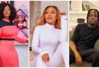 Akuapem Poloo shares the DMs she got from Mercy Johnson and Mr Eazi while in Jail