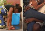 Woman allegedly stabs her 15-year-old housemaid after she found her sitting on husband's lap