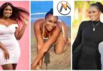 Male fans react to Christabel Ekeh's tempting photos