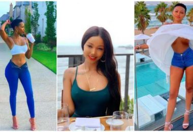 I have dated almost men of every race in the world for experiment – Huddah Monroe