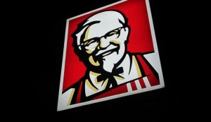 Picture of kfc logo